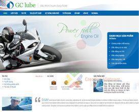 Website giới thiệu CÔNG TY CỔ PHẦN GC-VIỆT NAM