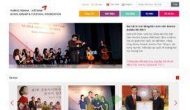 Website du học Kumho Asiana ( Hàn Quốc)