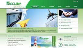 Website tư vấn luật FaroLaw Việt Nam