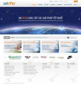 Website cung cấp phần mềm Wicifer