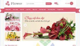 Website hoa tươi