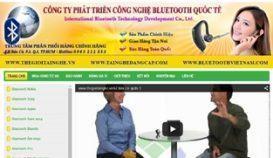 Website thế giới tai nghe Bluetooth