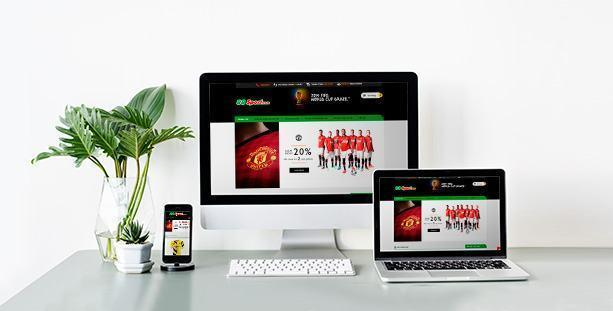 Website quần áo thể thao 88 Sport