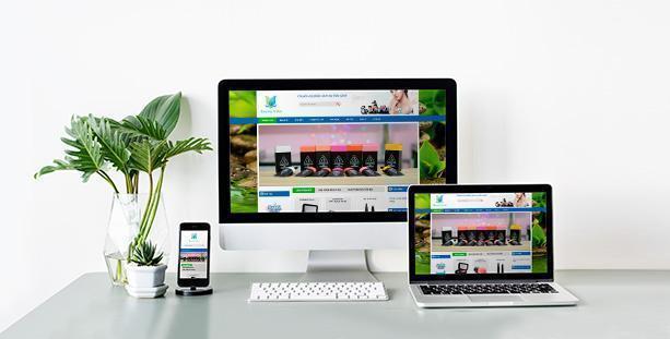 Web mỹ phẩm Beauty Online