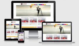 Web tổ chức sự kiện Business