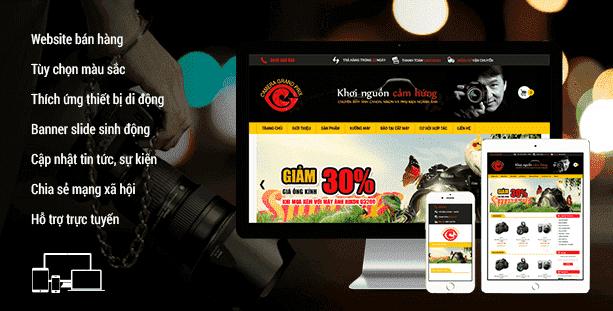 Web bán máy ảnh Camera Grand Prix