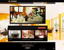 Website hệ thống nhà hàng
