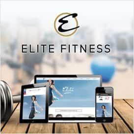 Website Elite Fitness