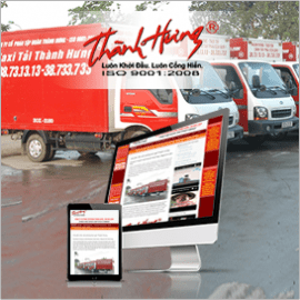 WEBSITE CÔNG TY XÂY DỰNG THÀNH HƯNG