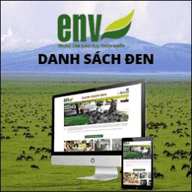 Website Bảo vệ động vật hoang dã