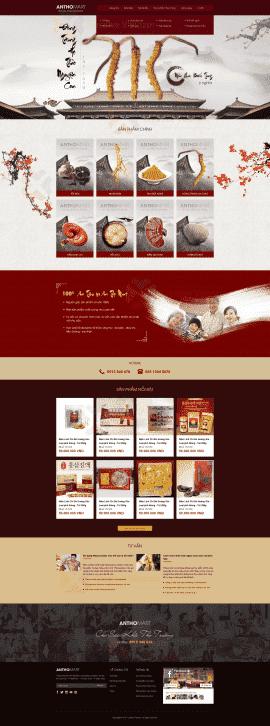 Website AnThoMart