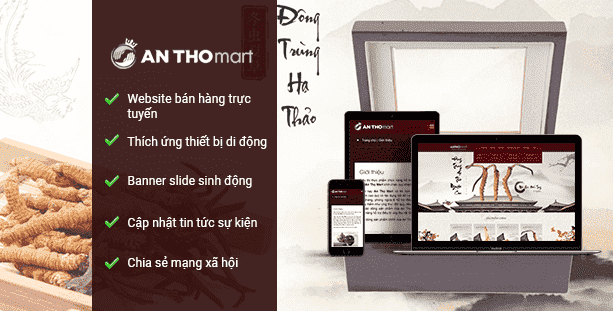 Website AnThoMart