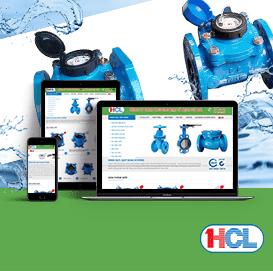 Website đồng hồ đo nước
