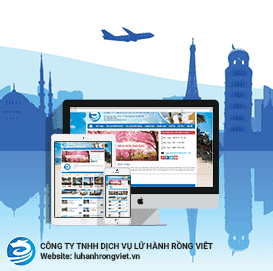Website du lịch Timetravel