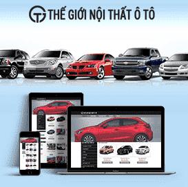 Website mua bán ô tô