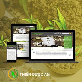 Website dược phẩm