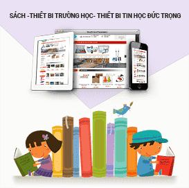 Website thiết bị học sinh