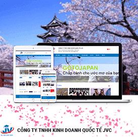 Website du học CJVHAIDUONG