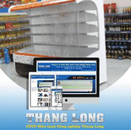 Website kho lạnh Thăng Long
