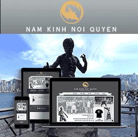 Website võ thuật Nam kinh nội quyền