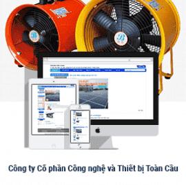 Website cung cấp quạt công nghiệp thietbitoancau
