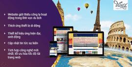 Website du lịch Vietliketravel