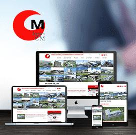 Website CÔNG TY CỔ PHẦN QUẢN LÝ XÂY DỰNG NHẬT BẢN JCM
