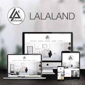 Website Lalaland