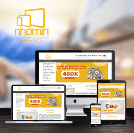 Website Nhóm in