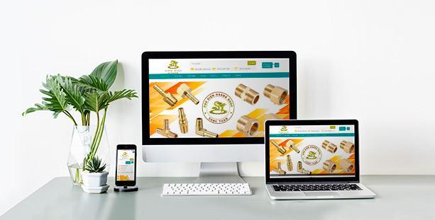 Website Phụ kiện Song Toàn