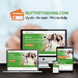 Website Thẻ tín dụng