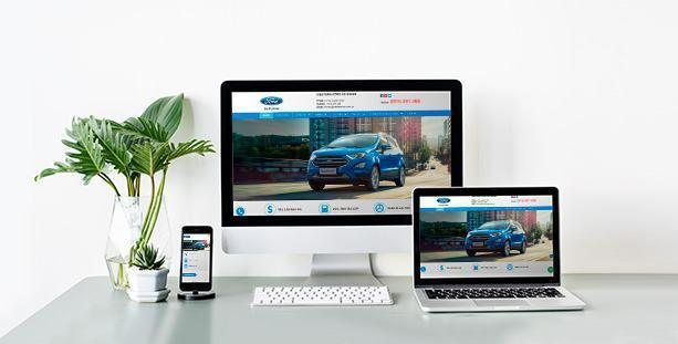Website xe Ford