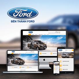 Ô tô Ford Bến Thành