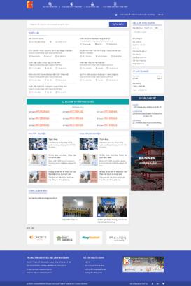 Website XKLĐ Nhật Bản