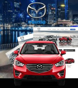 Đại lý Mazda