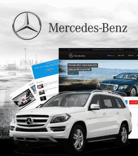 Đại lý Mercedes