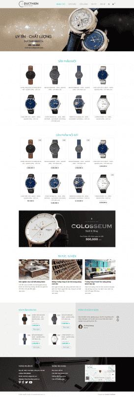 Đồng hồ Đức Thiện