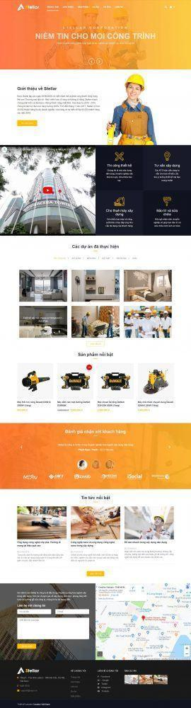 Website Doanh nghiệp