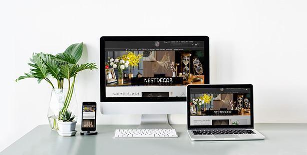 Website Net Decor