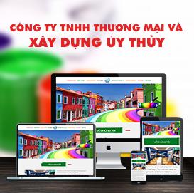 Website Sơn Úy Thủy