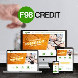 Web vay tín dụng F98 Credit