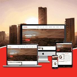 Web khu đô thị Gamuda city