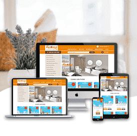 Web thiết bị vệ sinh Karassa