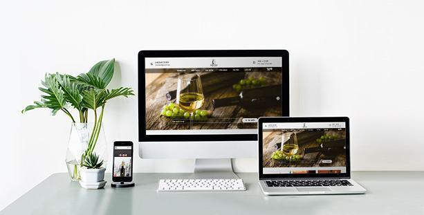 Website Rượu