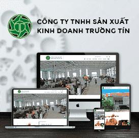 Web cơ khí Trường Tín