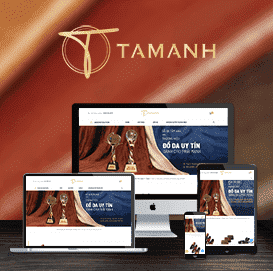 Website Tâm anh