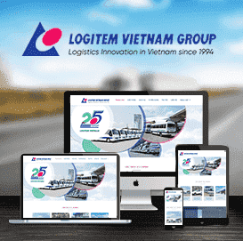 Website Logitem Vietnam