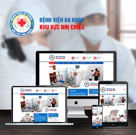Website Bệnh viện Nhị Chiểu