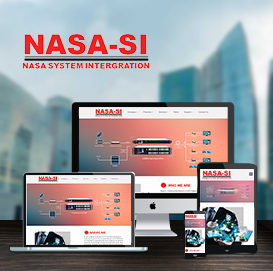 Website Nasa-si