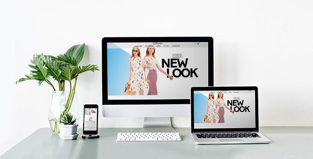 Website thời trang G9 Moda